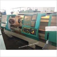 CNC LATHE MACHINE  Andrea DE BERNARDI.