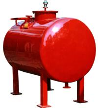 Foam Bladder Tank