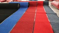 Double Stripped Mat