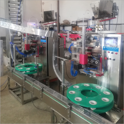 Non Tobacco Packing Machine