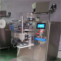 Portion Snus Packing Machine