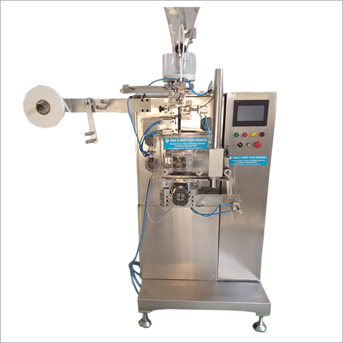 Smokeless Tobacco In Filter Pouch Packing Machine