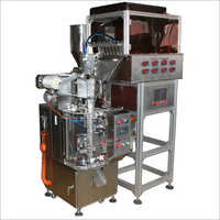 Automatic Tea Bag Packing Machine With Six Head Weigh Filler