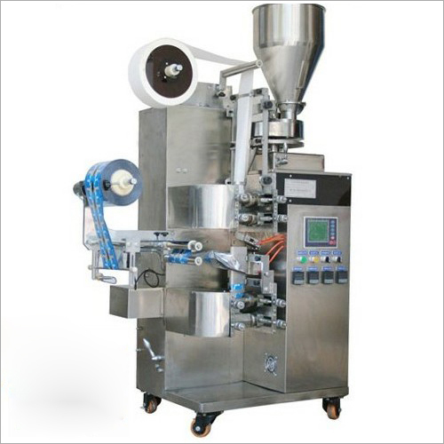 Slow Speed Single Chamber Tea Bag Machine