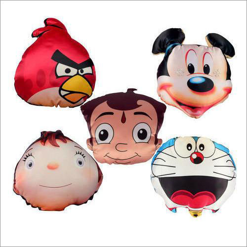 Cartoon Character Shape Cushions