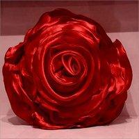 Rose Shaped Cushions