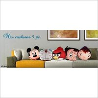 Mix Cushions 5 PC