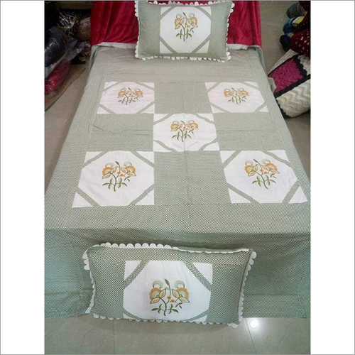 Embroidered Bedsheet