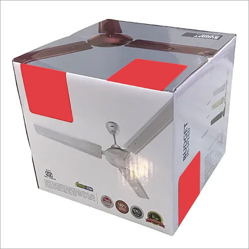 Electrical Fan Corrugated Box