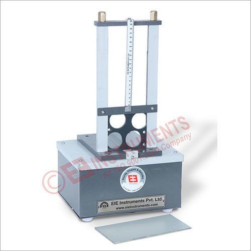 Collapsibility Tester For Aluminium Squeeze Tube