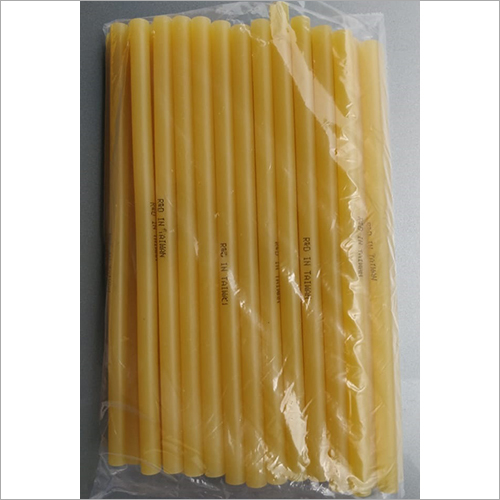 Yellow Hot Melt Adhesive Stick