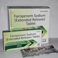 FAROPENEM 300 MG. TABLET