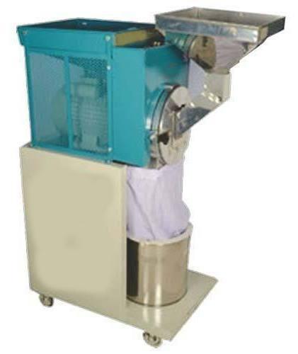 Bamboo Pulveriser Machine