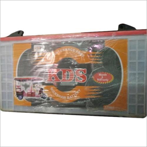 Rickshaw Battery