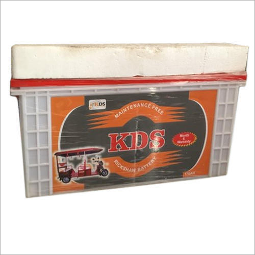 Electric Rickshaw Battery