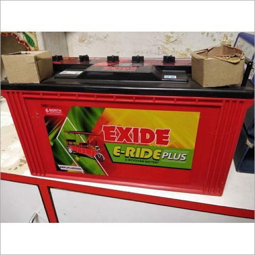 Exide E-Ride Rickshaw Battery