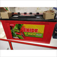 Exide E-Ride Rickshaw Battery