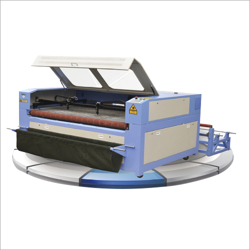 Auto Feed Laser Fabric Cutting Machine