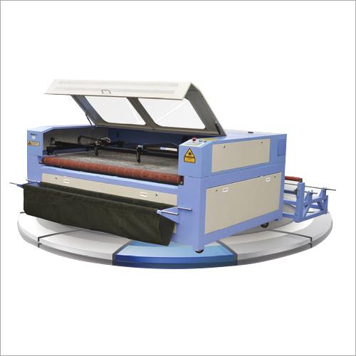 Auto Feed Laser Fabric Cutting Machine
