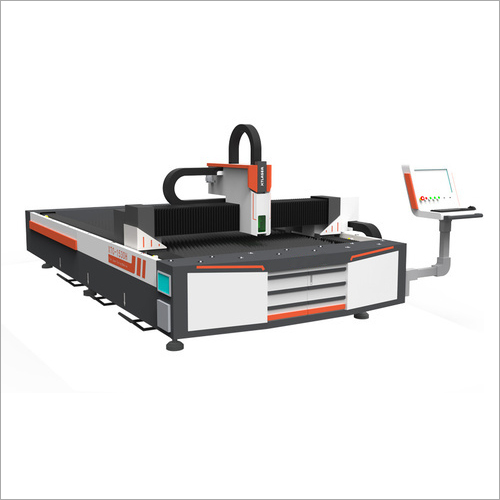 Automatic Fiber Laser Metal Cutting Machine