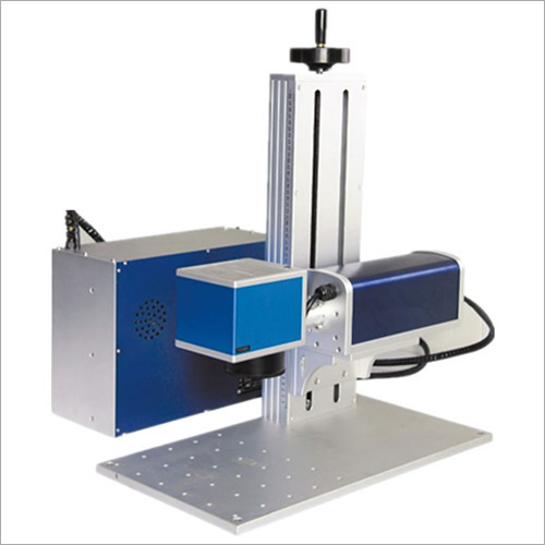 Mini Laser Metal Marking Machine