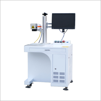 30W Metal Laser Marking Machine