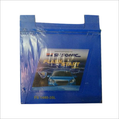 SF Sonic Flash Start 1440 Car Battery