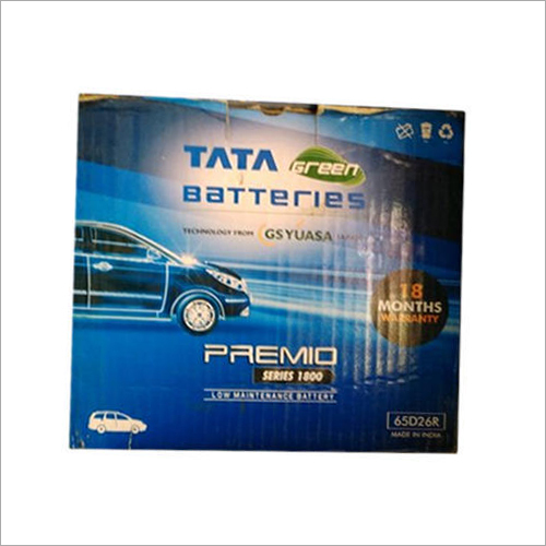 Tata Green Automotive Batteries