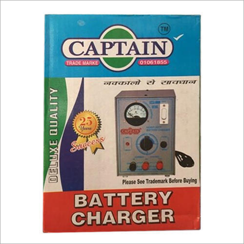 Captain Battery Charger