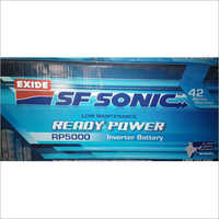SF Sonic Inverter Batteries