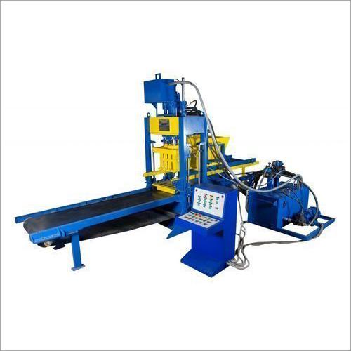 Single Phase Fly Ash Brick Making Machine