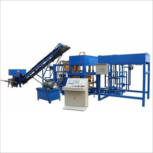 Three Phase Hydraulic Paver Block Making Machine