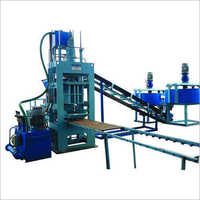 Three Phase Paver Block Making Machine