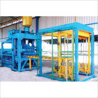 Automatic Hydraulic Paver Block Making Machine