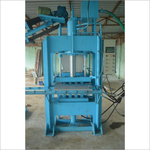 Electric Paver Block Machine