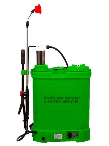 Two In one battery operated sprayer