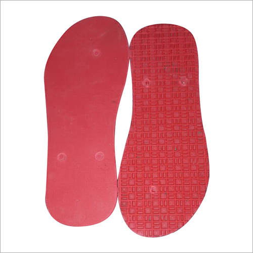 Gents Slippers Rubber Sole Sheet