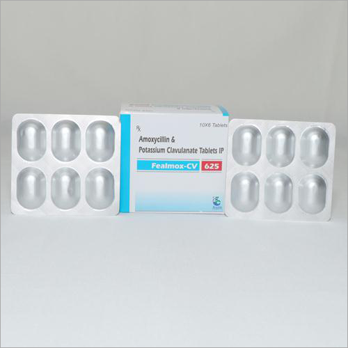 Amoxycillin And Potasium Clavulanate Tablets IP