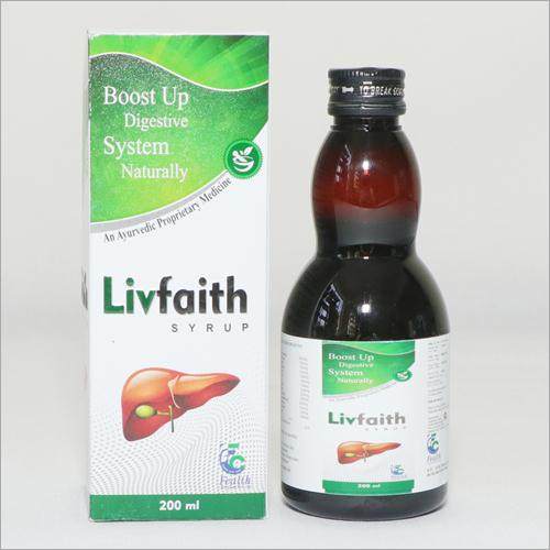 200ml Livfaith Syrup
