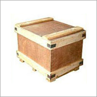 Wooden Plywood Packaging Box