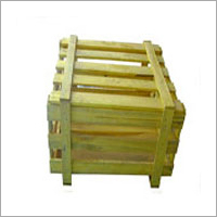 Wooden Crate Packaging Box
