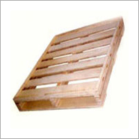 Industrial Wooden Pallet