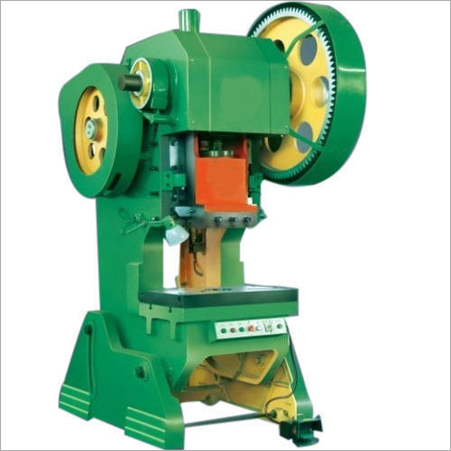 Mechanical C Frame Power Press Machine