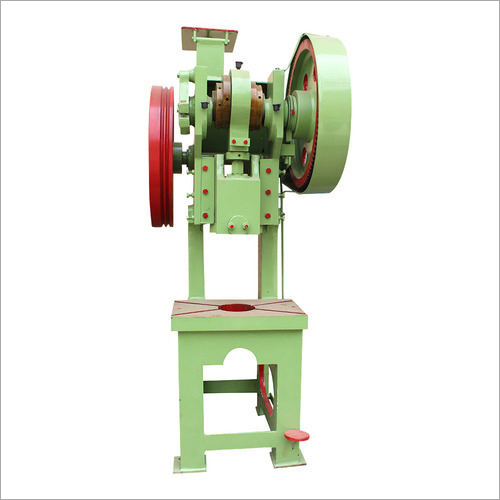 Semi Automatic C Frame Power Press Machine