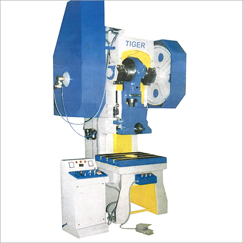 Non Inclinable Pneumatic Clutch Power Press Machine
