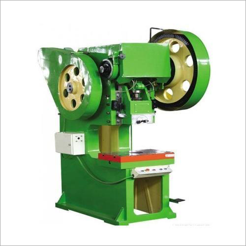 Inclinable Type Power Press Machine