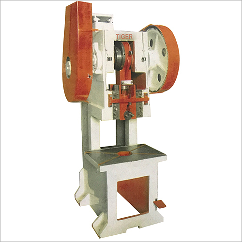 Non Inclinable Power Press Machine