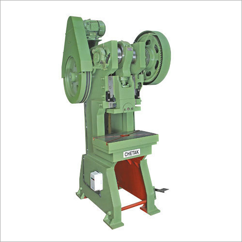 10 Ton Mechanical Power Press Machine