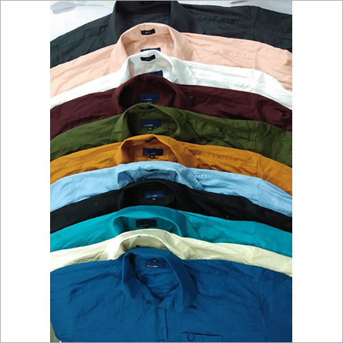 Mens Colored Shirt