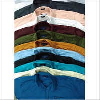 Mens Colored Shirt